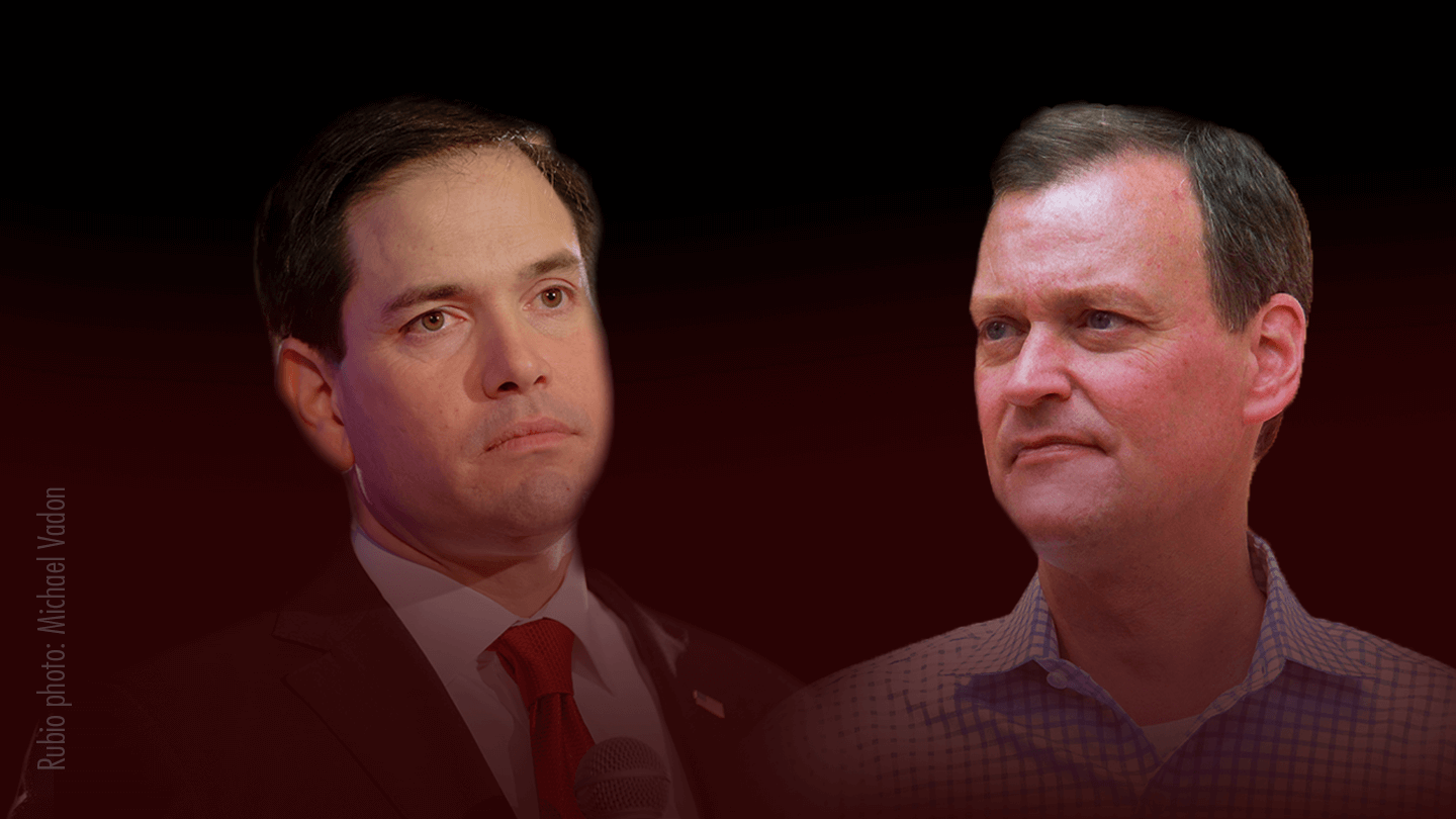 Jeff Johnson and Marco Rubio